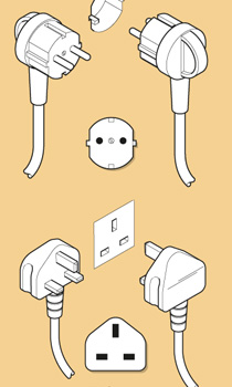 Plugs Isometric library